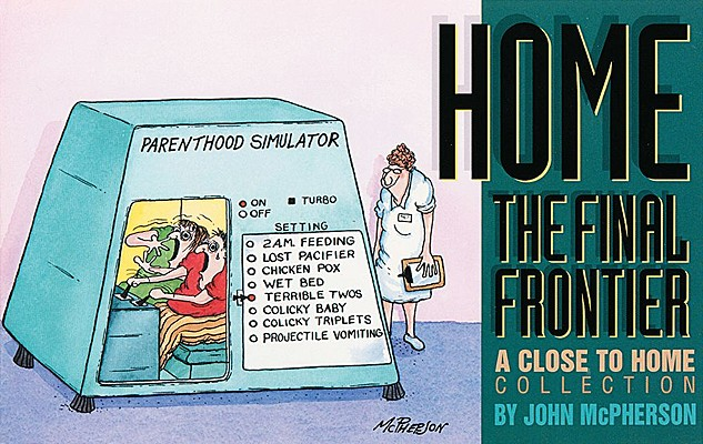 Cover for Home, The Final Frontier
