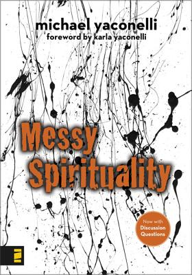 Messy Spirituality Cover
