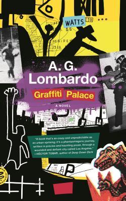 Graffiti Palace: A Novel Cover Image