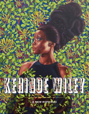 Kehinde Wiley: A New Republic Cover Image