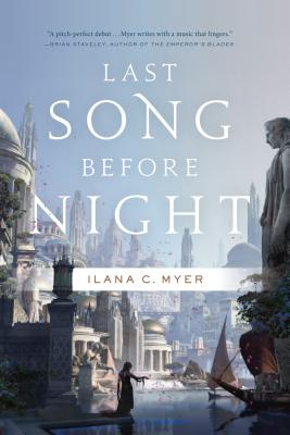Last Song Before Night Cover