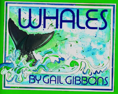 Cover for Whales