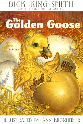 The Golden Goose Cover Image