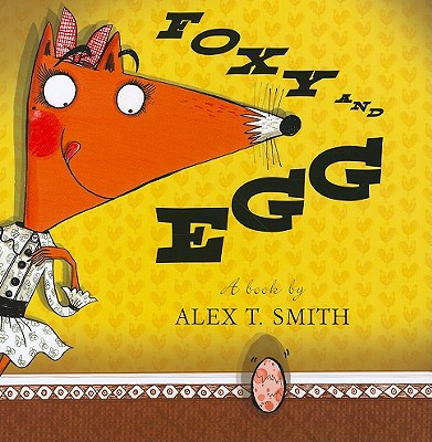 Foxy and Egg Cover