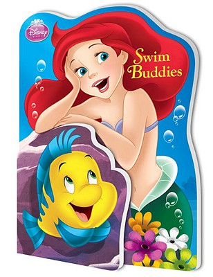 Swim Buddies (Disney Princess) Cover