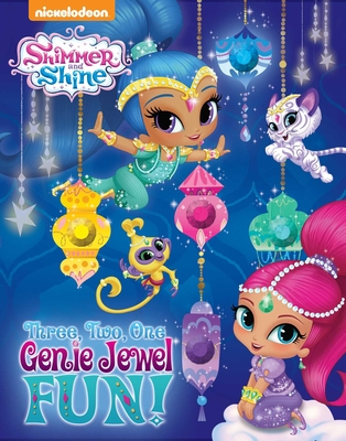 Cover for Nickelodeon Shimmer and Shine