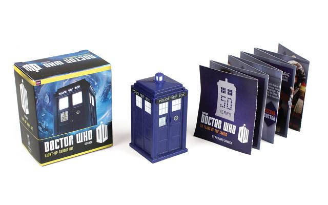 Doctor Who: Light-Up Tardis Kit (RP Minis) Cover Image