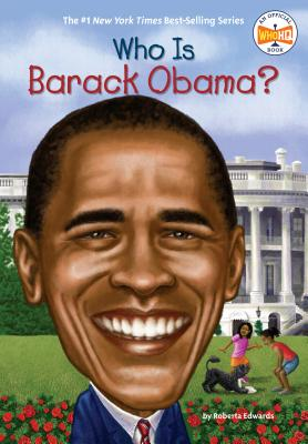 Who Is Barack Obama? (Who Was?) Cover Image