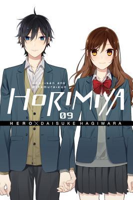 Horimiya, Vol. 9 Cover Image