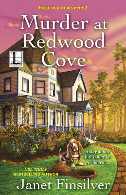 Murder at Redwood Cove cover image
