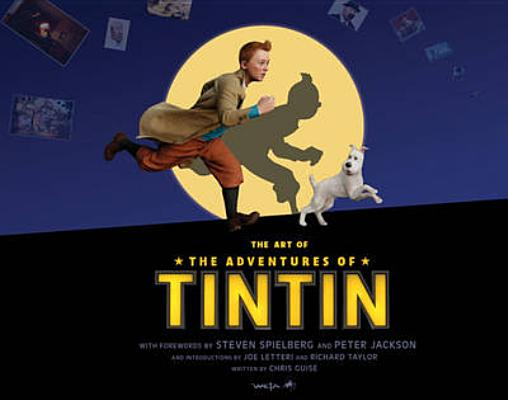 The Art of the Adventures of Tintin. Cover Image