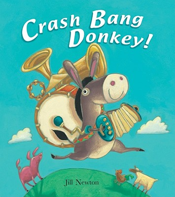 Crash Bang Donkey! Cover