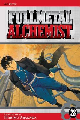 Fullmetal Alchemist, Volume 23 Cover