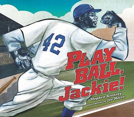Play Ball, Jackie! Cover