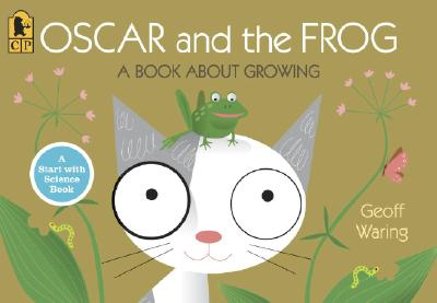 Oscar and the Frog Cover