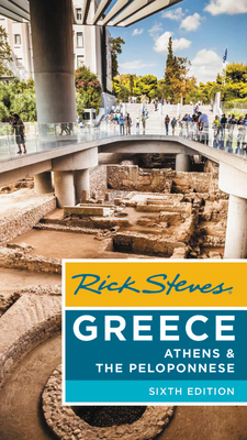 Rick Steves Greece: Athens & the Peloponnese Cover Image