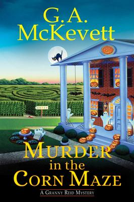 Murder in the Corn Maze (A Granny Reid Mystery #2) Cover Image