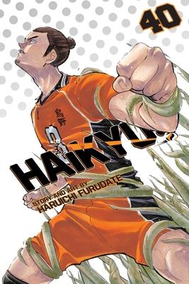 Haikyu!!, Vol. 40 Cover Image