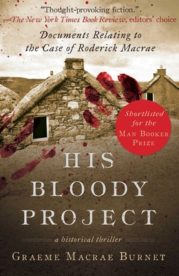 His Bloody Project cover image