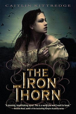 The Iron Thorn Cover