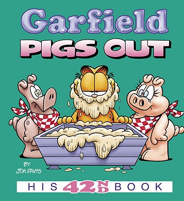 Garfield Pigs Out Cover Image