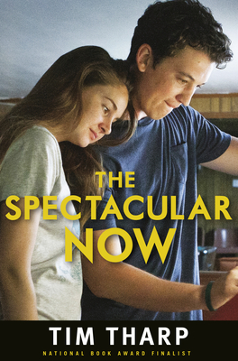 The Spectacular Now Cover
