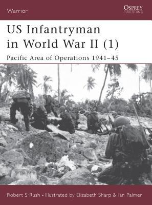 US Infantryman in World War II (1) Cover