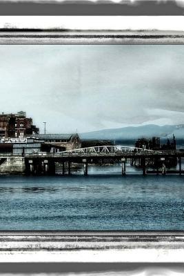 Port Angeles Washington State Notebook Cover Image
