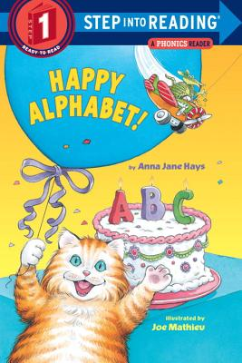 Happy Alphabet! Cover