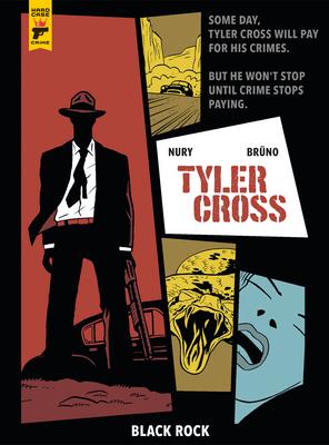Tyler Cross: Black Rock Cover Image