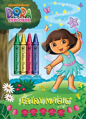 Fairy Magic (Dora the Explorer) Cover