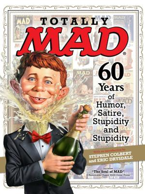 Totally MAD Cover