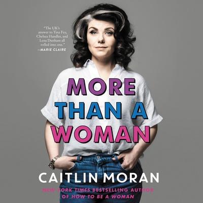 More Than a Woman Lib/E Cover Image