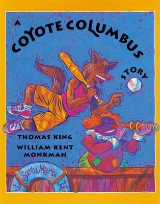 A Coyote Columbus Story Cover Image