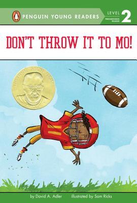 Don't Throw It to Mo! (Mo Jackson #1) Cover Image