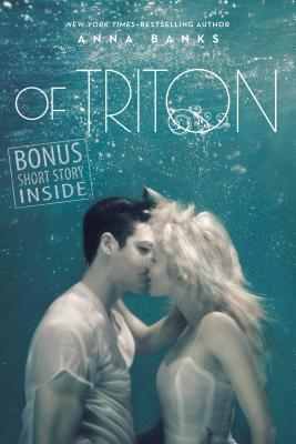 Of Triton (The Syrena Legacy #2) Cover Image