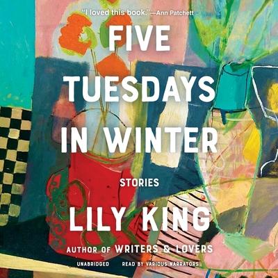 Five Tuesdays in Winter Lib/E cover