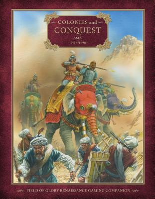 Colonies and Conquest Cover