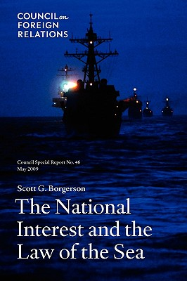 The National Interest and the Law of the Sea Cover Image