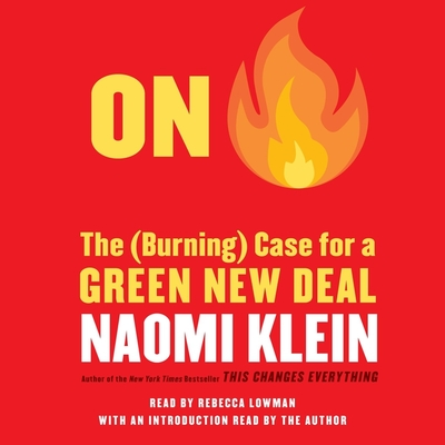 On Fire: The Case for the Green New Deal Cover Image