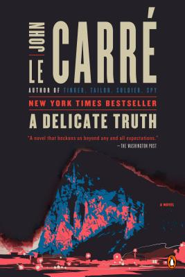 A Delicate Truth: A Novel Cover Image