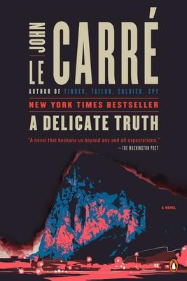 A Delicate Truth Cover
