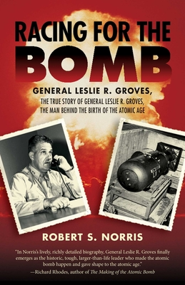 Cover for Racing for the Bomb