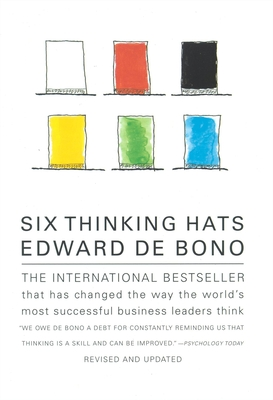 Six Thinking Hats Cover Image