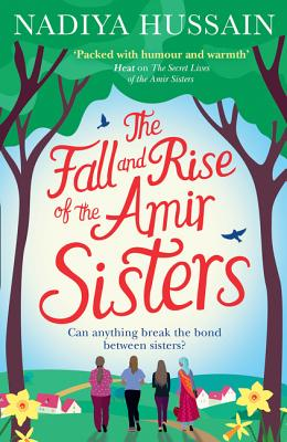 The Fall and Rise of the Amir Sisters Cover Image
