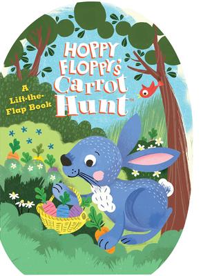 Hoppy Floppy's Carrot Hunt Cover Image