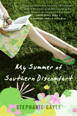 My Summer of Southern Discomfort Cover