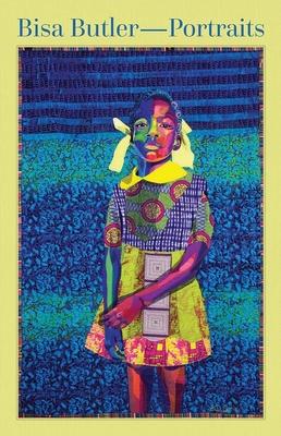 Bisa Butler: Portraits Cover Image