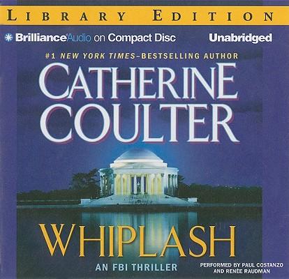 Whiplash (FBI Thriller #14) Cover Image