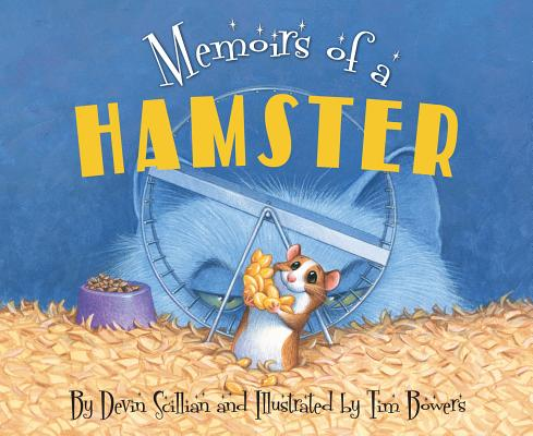 Memoirs of a Hamster Cover